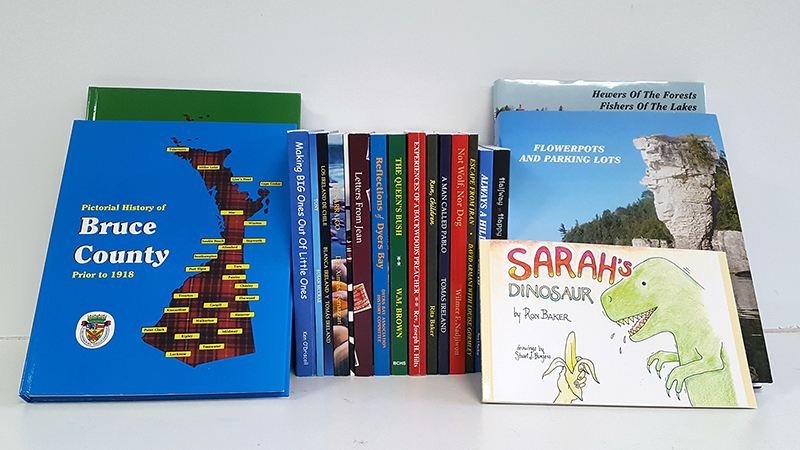 Tobermory Press Books